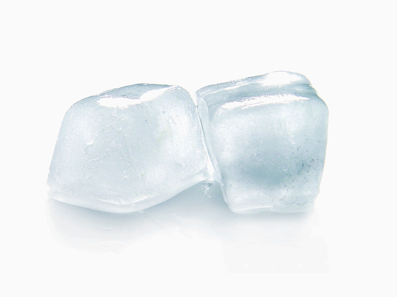 Bary a práca s ľadom.